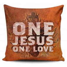 Подушка One Jesus