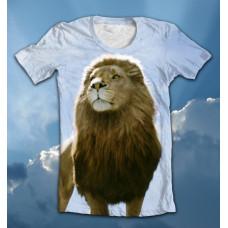 футболка lion of Narnia 2